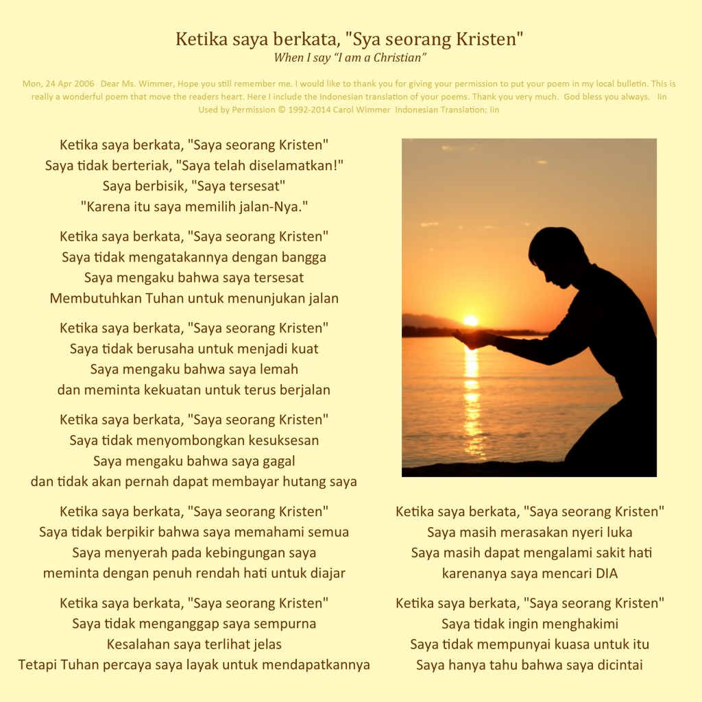 poem in indonesian tagalog