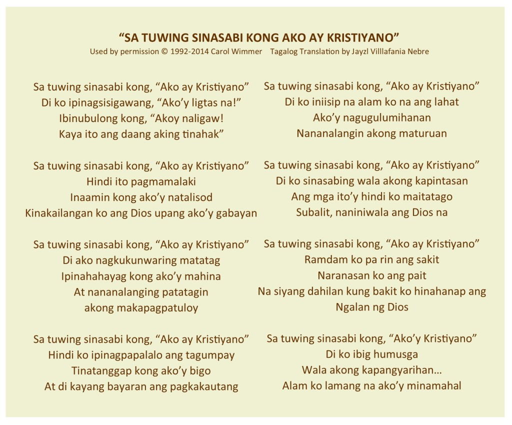 tagalog poems If you need tagalog love poems then you are at right place large number of poems available online at one place, read tagalog love poems.